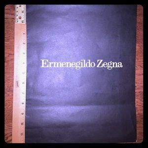 Ermenegildo Zegna gift bag and box